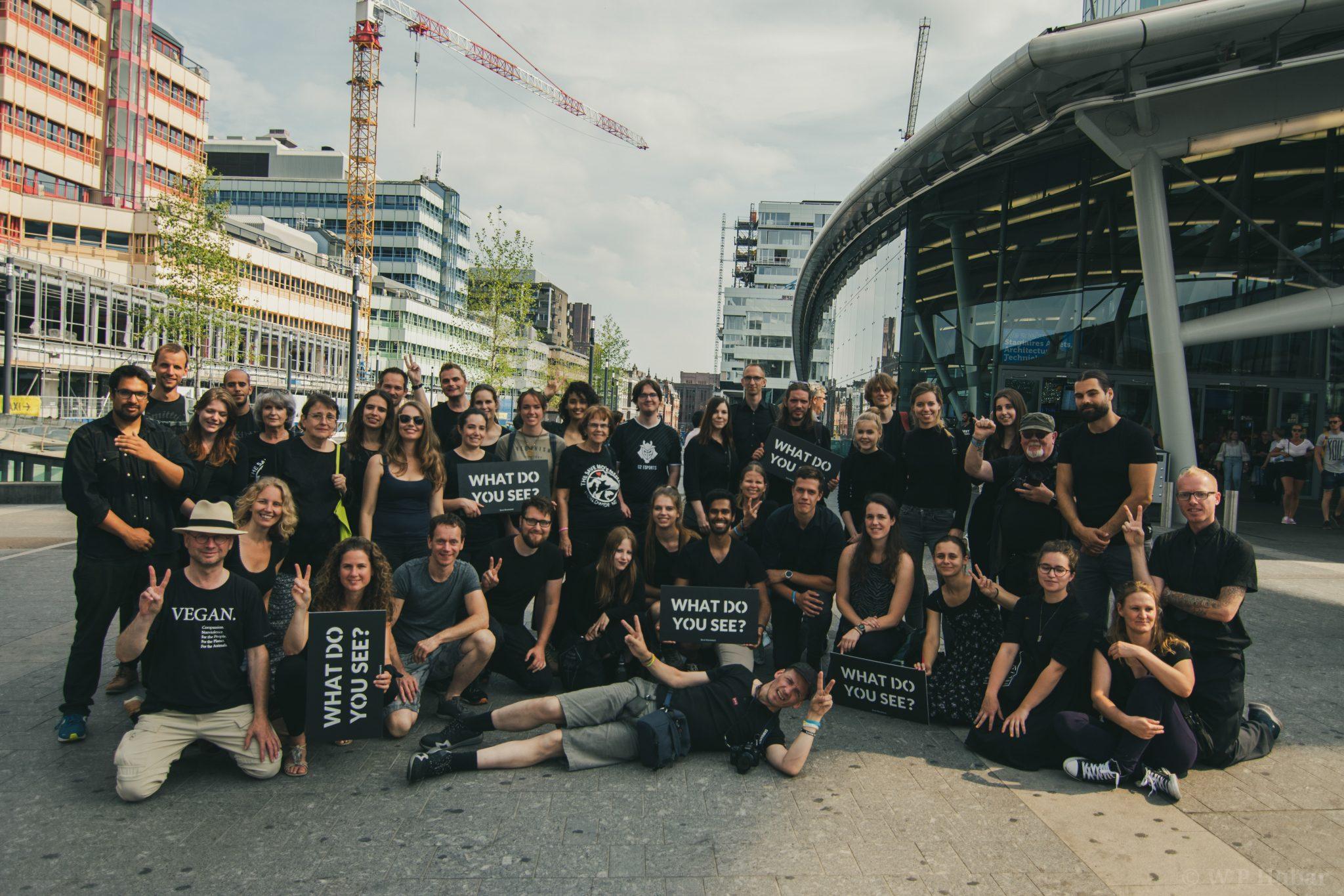 Save Square Utrecht - Save Outreach