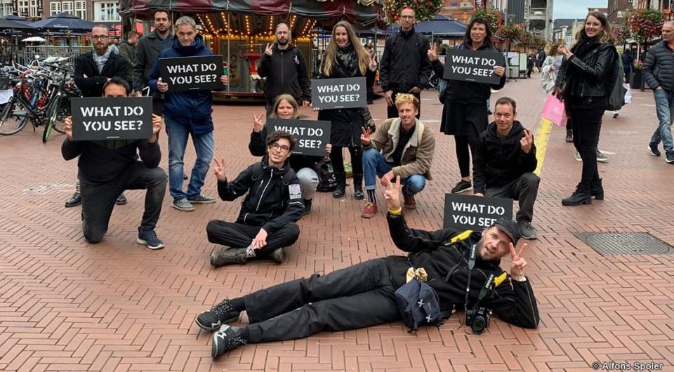 Een heel weekend lang outreach in Eindhoven!