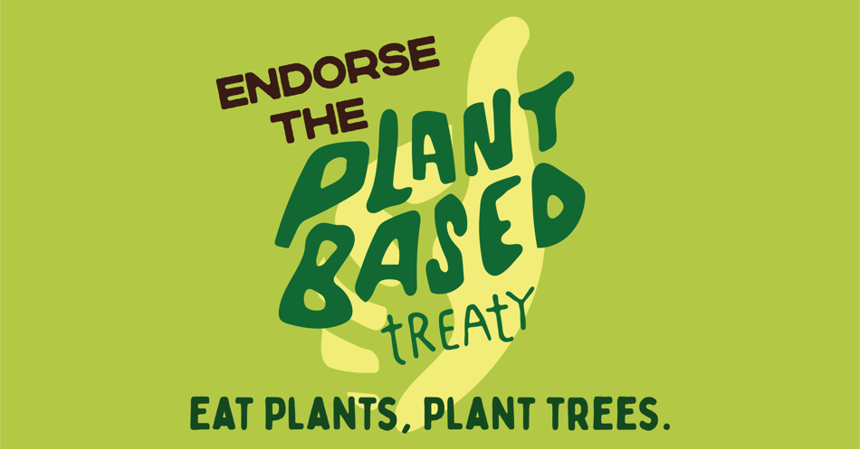 Teken jij ook de Plant Based Treaty?